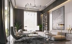 Create the perfect living room with these 4 key principles