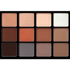 Viseart Eyeshadow Palette 01 Matte for when you need matte neutrals. A must have palette! Makeup Must Haves, Makeup To Buy, Makeup Kit, Makeup Inspo, 2017 Makeup, Makeup Inspiration, Makeup Brushes, Gorgeous Makeup, Love Makeup