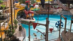 Foto: EurothermenResorts: Piratenbucht im Aquapulco Bad Schallerbach Spa Villa, Hallstatt, Hotels, Water Games, Austria, Attraction, Camping, Italy, World