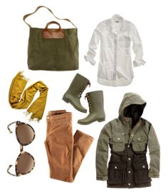 Olive you || TKoW Polyvore    (Source: thatkindofwoman)