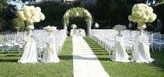 Protestant wedding ceremony, Italy