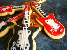Rock! Cookies de Música! Pedilas!  infosucreme@gmail.com