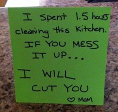 don't mess with mom