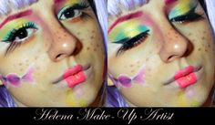 makeup,fantasy,halloween