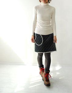 クレープスカート