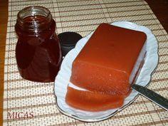 Receita de Marmelada e Geléia de Marmelo