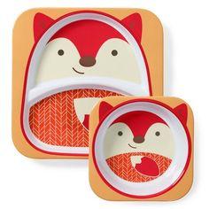 Munchkin Apple en Forme De Bébé plaques avec 3 divisé sections Alimentation Set Pack de 3