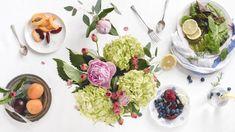 Collage, Oil Change, Winter Garden, Kitchen Interior, Floral Design, Home And Garden, Fresh, Table Decorations, The Originals