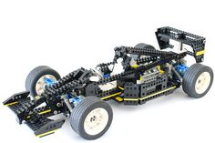 lego technics F1 car