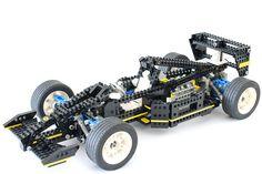 lego technics F1 car
