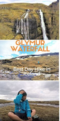 Glymur Waterfall - Best Day Hike in Iceland - http://amateuristadvice.com/glymur-waterfall/