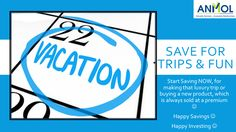 """""""Save for the #Holiday you want"""" Don't let it be a dream!  #Save #Insure for a #Happy #Future :) Do it now!"""