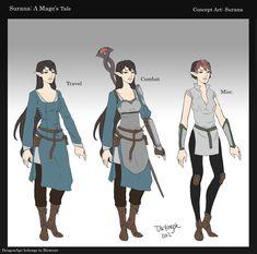 dragon age concept art mage - Google Search