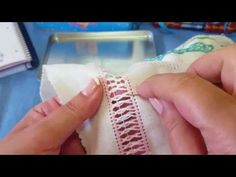 Flower Embroidery Designs, Drawn Thread, Hardanger Embroidery, Youtube, Crafty, Crochet, Ideas, Embroidery Stitches, Crafts