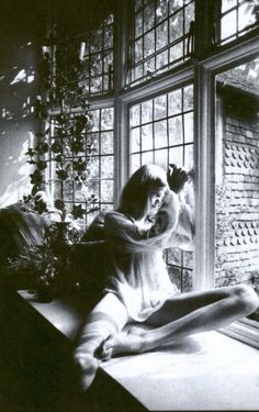 Photo by David Hamilton from Dreams of a Young Girl, 1971 via laura kitty
