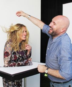 Expert& Top Serge Normant& Must-Haves for Voluminous, Bombshell Hair Julia Roberts Hair, Bombshell Hair, Happy 80th Birthday, Shag Hairstyles, Brigitte Bardot, Hairspray, Bombshells, Pretty Woman, Hair Makeup