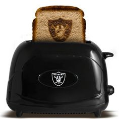 Oakland Raiders ProToast Elite Toaster @Fanatics ®