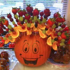Favorite Halloween Party Snacks