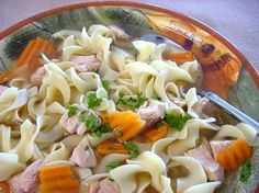 Make and share this Chicken Noodle Soup recipe from Food.com.