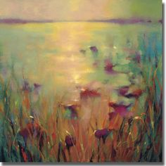 @Overstock - Donna Young 'Morning' Canvas Art - Artist: Donna YoungTitle: MorningProduct Type: Canvas Art  http://www.overstock.com/Home-Garden/Donna-Young-Morning-Canvas-Art/8540774/product.html?CID=214117 $164.99