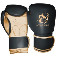 GB-200149 Boxing Gloves, Rex Leather, Machine Mold, Strap with Velcro Fastener.