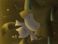 #jirachi #pokemon #anime #pocketmonsters