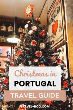 Want to plan a trip to Portugal over Christmas? Then check out these top Portugal Christmas travel tips! Portugal Travel Itinerary. #portugaltravel #portugalchristmas #portugaltravelguide #portugal Portugal Vacation, Portugal Travel Guide, Europe Travel Guide, Spain Travel, Travel Guides, Christmas In Europe, Christmas Travel, Christmas Markets, Christmas Christmas