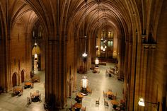 Cathedral of Learning — University of Pittsburgh, Pennsylvania | 21 College Campuses That Make You Feel Like You're At Hogwarts