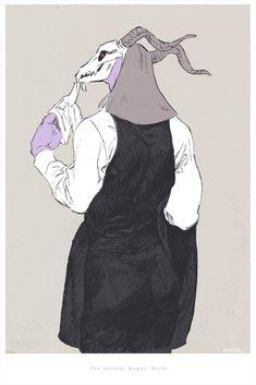 画像 Kore Yamazaki, Elias Ainsworth, Chise Hatori, The Shape Of Water, The Ancient Magus Bride, Anime, Miraculous Ladybug, Disney Characters, Fictional Characters