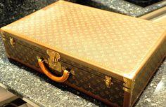 LOUIS VUITTON Bisten 70 Suitcase - EXCELLENT Restored Condition