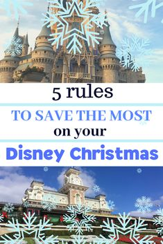 Planning a magical vacation to Disney World over Christmas time? You will love the sites and sounds, but what about the extra expenses? Learn how you can save money and still enjoy your Disney World Christmas Vacation.