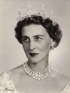 HRH Marina Duchess of Kent nee Princess of Greece and Denmark