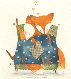 I would crawl on y hands and knees to get back to you, you make you love me. More than you'll ever comprehend. I miss cuddling in bed! Fuchs Illustration, Cute Illustration, Fox Drawing, Fox Pictures, Fox Art, Cute Fox, Art Graphique, Illustrators, Artsy