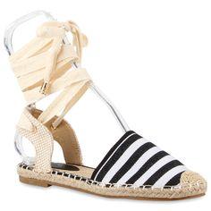 36c6b046a5190a Wenn spanische Schuhe auf maritime Muster treffen