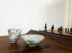 Yves Lee. 'Paire', 2013. Ceramics