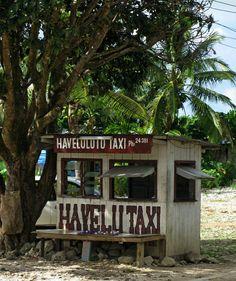 TONGA - Tongatapu Nuku'alofa