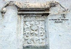 Escudo de los Salvador,  familia de Infanzones de La Puebla de Albortón 02.jpg
