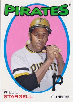 Anothe Topps Willie Stargell - 2014 Topps Archive baseball card