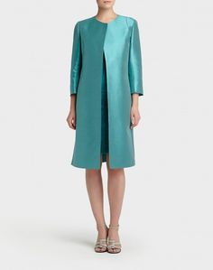 Nouveau Shantung Alina Jacket