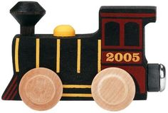 2005 ENGINE Our annual collectible train engine from 2005. Limited supplies. Click to purchase http://www.americantoyboutique.com/item_641/2005-ENGINE.htm - Made in America $8.00