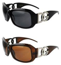 922e2b2c48 2 pairs of DG Eyewear Designer Inspired Sunglasses Brown   Black frame   11.65 Shipped Sunglasses Online