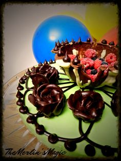 Piparmündi - valge šokolaadi kook