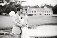 Duck Woods Country Club Wedding, Duck Woods, Outer Banks Wedding Photographer, OBX Weddings, Outer Banks Wedding, Golf Course Weddings, Bride & Groom, Bride, Groom, Wedding Portraits, Courtney Hathaway Photography, www.courtneyhathaway.com