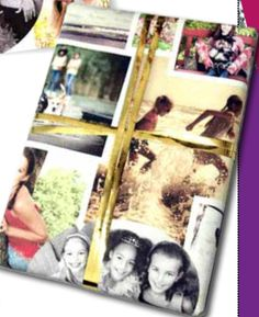 Personalize Your Gifts With Memory Holiday Wrapping Paper!