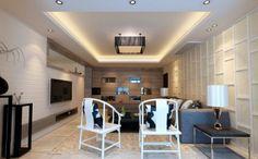 indirekte beleuchtung wohnzimmer led beleuchtung decke ... - Indirekte Deckenbeleuchtung Wohnzimmer