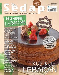 SEDAP August edition. Food for Eid al-Fitr www.sajiansedap.com