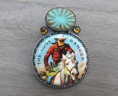 Lone Ranger pendant
