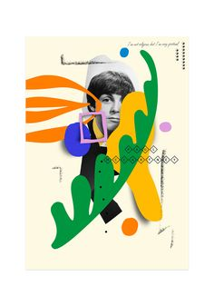 "Check out this @Behance project: ""Shapes of Beatlemania"" https://www.behance.net/gallery/51283591/Shapes-of-Beatlemania"