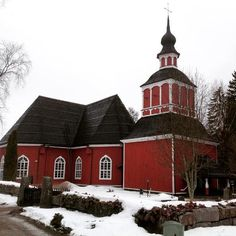 The church of Virrat (Finland) was built in 1772-1774.  This picture was taken 8.3.2015