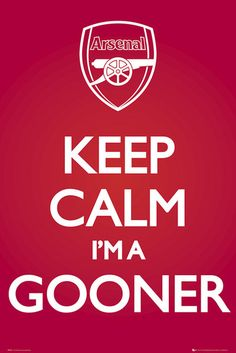 arsenal i'm the number one